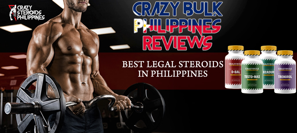▷ Crazy Bulk Philippines → Build Muscle Fast in 1 Month